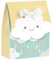 12 Kleine Wolke Geschenktüten 11,4cm