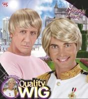 Perruque blonde Ken
