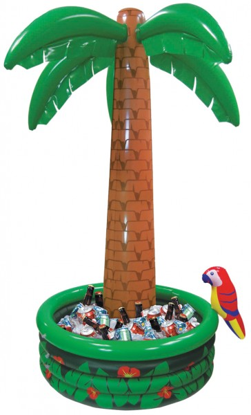 Inflatable Palm Tree Drinks Cooler 1.82m