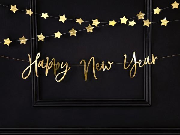 Guirlande de nouvel an royal 66cm