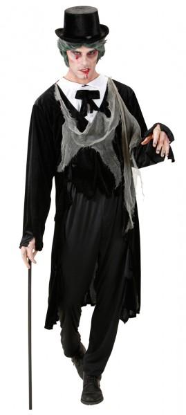 Costume de costume d'Halloween Zombie Gothic
