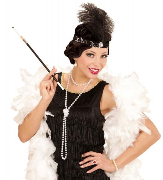 20er Jahre Charleston Lady Set 3-teilig