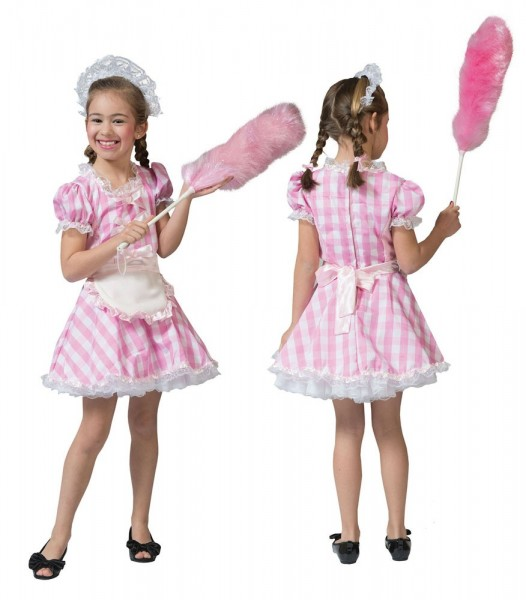 Lisa The Housemaid Costume for Kids