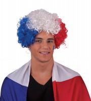 Frankreich Perücke im Afrostyle
