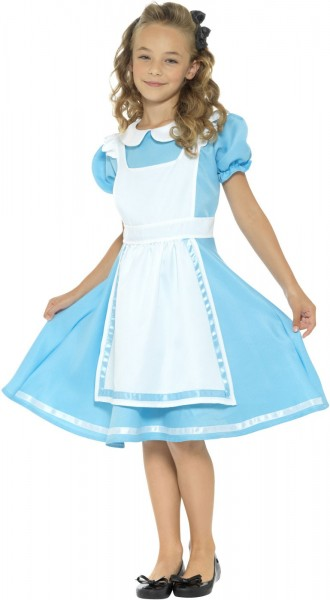 Alice in costume country kids dress
