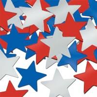 USA Star Konfetti Streudeko 28g