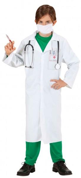 Chefarzt Doktor Werdgesund Kostüm