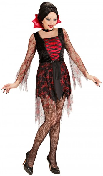 Nachtmerrie vampier dames kostuum