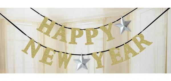 Sparkling New Year Girlande 3,6m