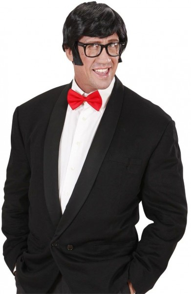 Classic Red Bow Tie