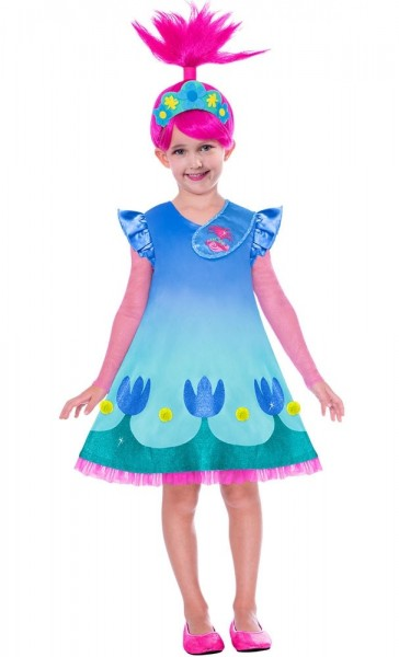Trolls Poppy Costume Children's