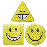 1 Smiley Geduldspiel Mitgebsel