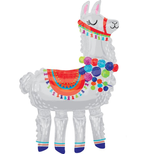 Lama Party Airwalker 96 cm x 1,47 m