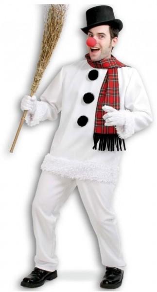 Snowman Olafson costume
