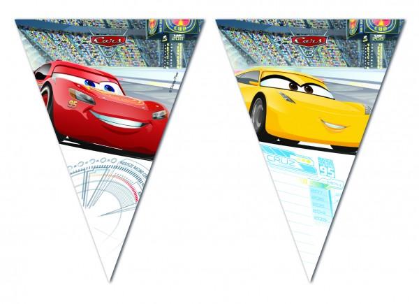 Cars Evolution Wimpelkette 2,3m
