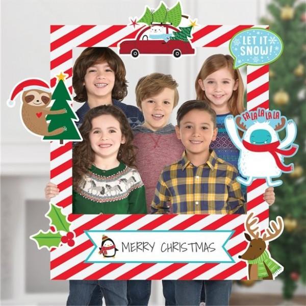 Merry Christmas Fotorahmen