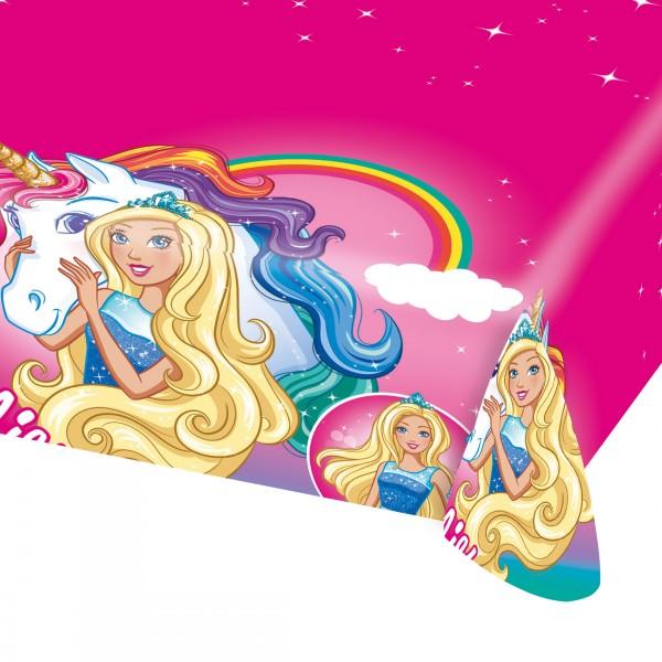 Tablecloth Barbie Dreamtopia 120 x 180cm