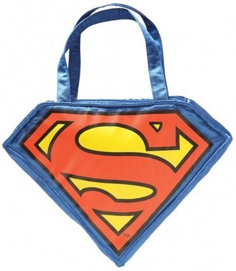 Superhelden Emblem Tasche