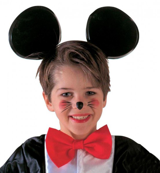 Haarreif Mit Großen Mäuse Ohren