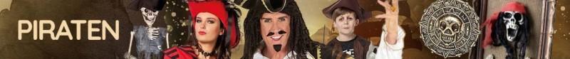 Piraten Kostüme & Zubehör