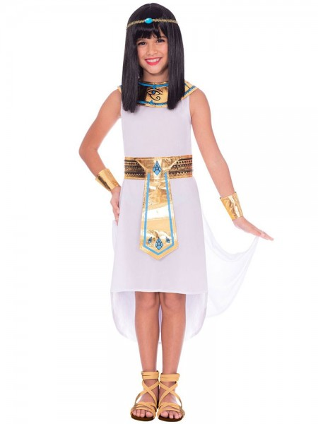 Pharaonen Tochter Kleo Kinderkostüm