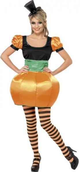 Lustiges Halloweenkürbis Kostüm