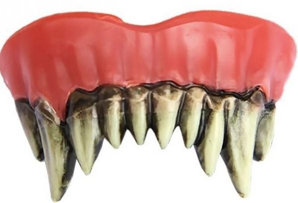 Enge horror clown tanden