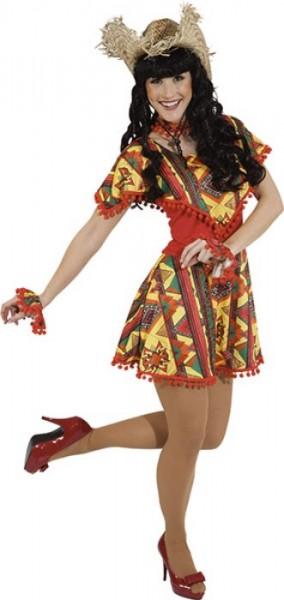 Senorita Maria Mexikanerin Kleid