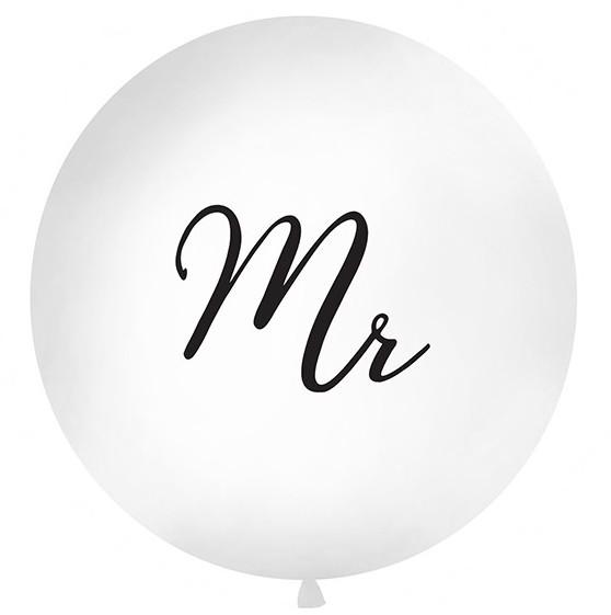 XXL Riesenballon Mr 100cm 1