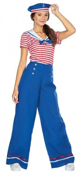 Déguisement Sailor Maggie pour femme
