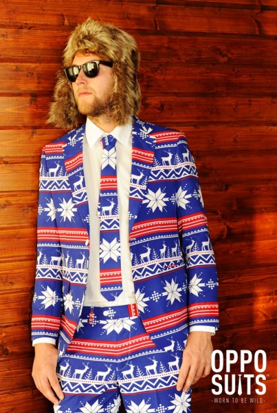 OppoSuits party suit The Rudolph