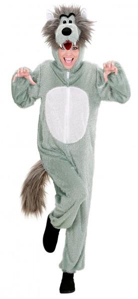 Kostium pluszowy wilk