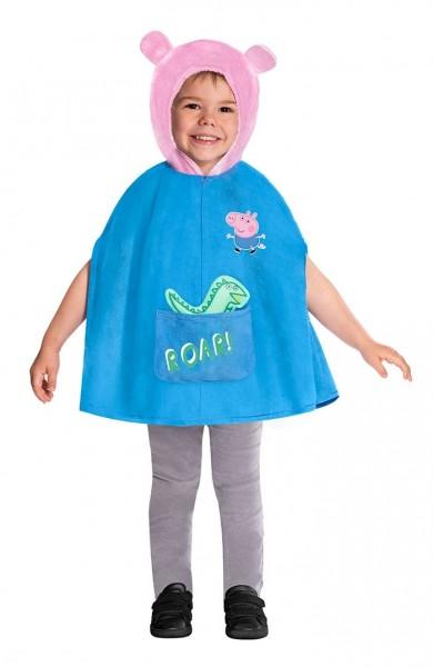 Peppa Wutz George Kostüm für Kinder