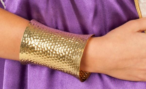 Gouden antieke armband