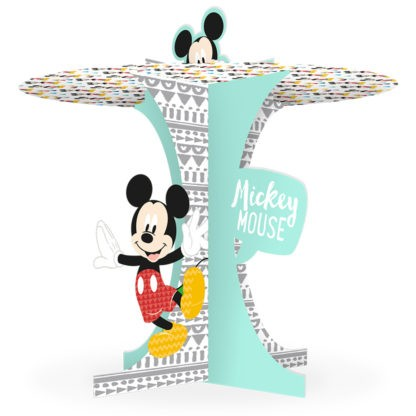 Awesome Mickey Mouse cupcake stand