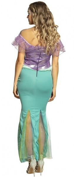 Meerjungfrau Kostüm Marielle für Damen