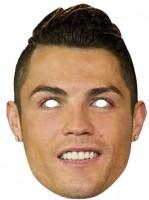 Cristiano Ronaldo Pappmaske
