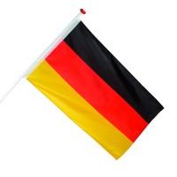 Deutschland Fan Flagge 0.9 x 1.5m