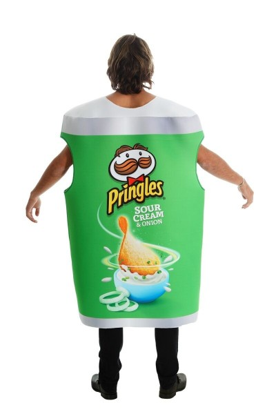 Pringles unisex Kostüm Sour Cream