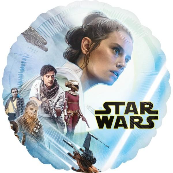 Star Wars Skywalker Rise Ballon 45cm