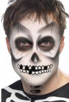 Halloween Make-Up Set Skelett Grusel Horror