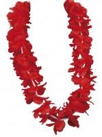 Rote Hawaiikette Hoola Flower