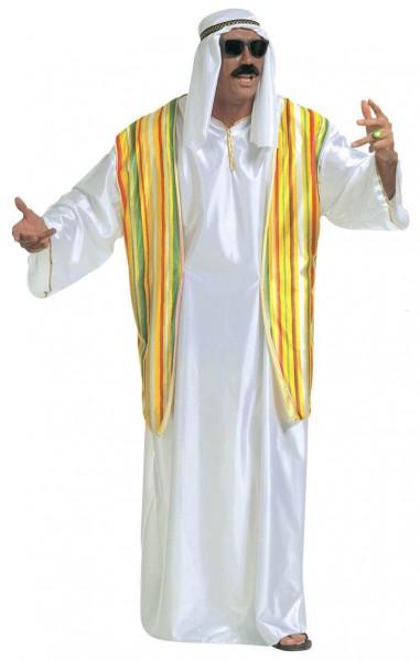 XL Sheikh Orient-kostuum