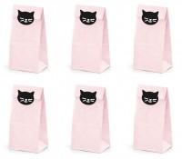6 Katze Kiki Geschenktüten