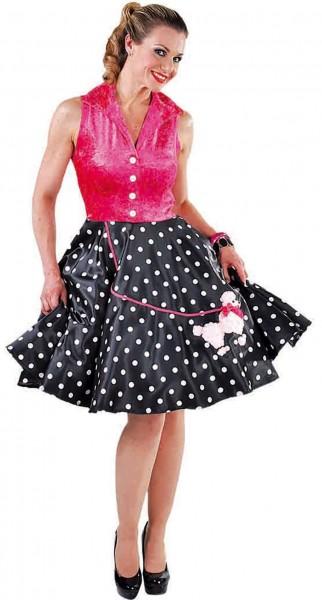 Pudeldame Paola 50er Jahre Kleid