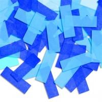 Blaues Pinata Konfetti