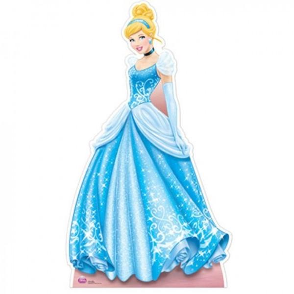 Cinderella Aufsteller lebensgroß 163cm