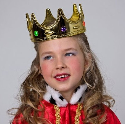 Noble Königskrone Für Kinder