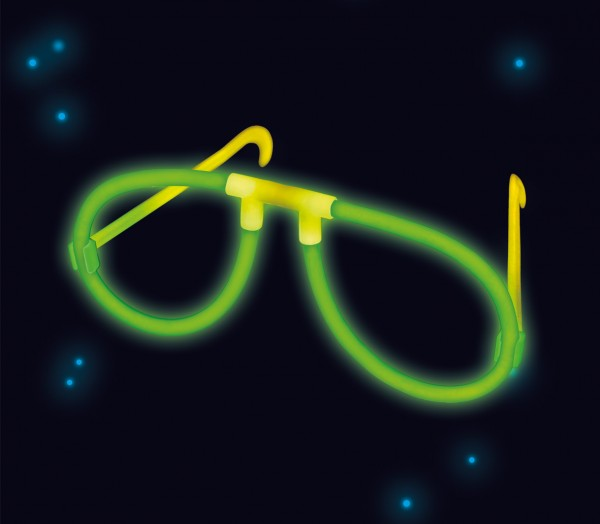 Gafas Cool Power Glow verde