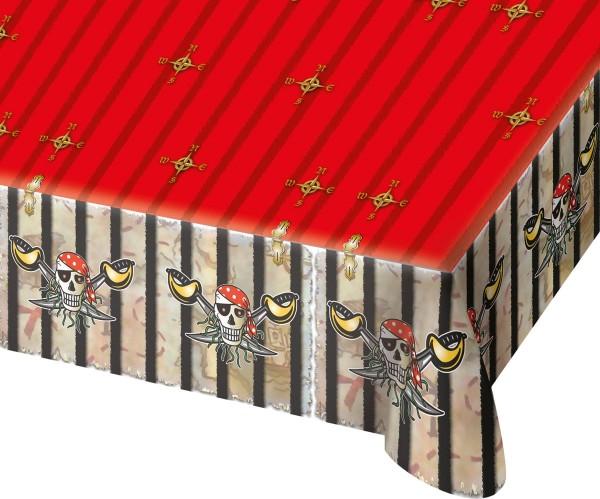 Sebastian Säbel Piraten Tischdecke 1,8 x 1,3m